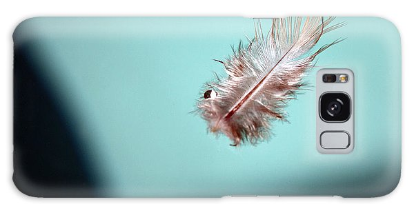Feather Galaxy Case