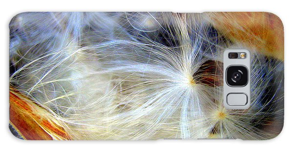Feathery Spider Galaxy Case by Bruce Carpenter