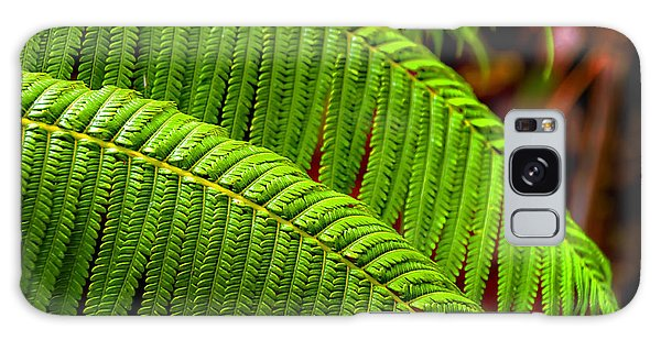 Fern Galaxy Case
