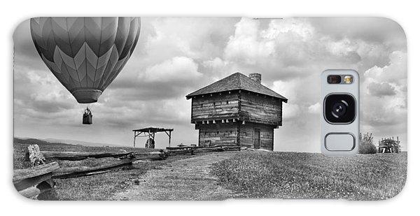 Hot Air Balloons Galaxy Case - Field Trip by Betsy Knapp