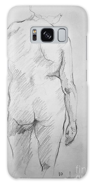 Figure Study Galaxy Case by Rory Sagner