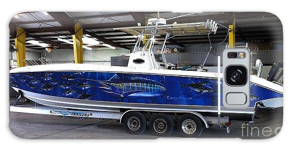 Bahamas Galaxy Case - Fine Art Boat Wraps by Carey Chen