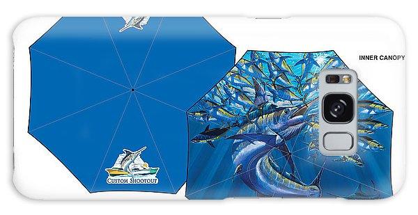 Bahamas Galaxy Case - Fine Art Umbrellas by Carey Chen