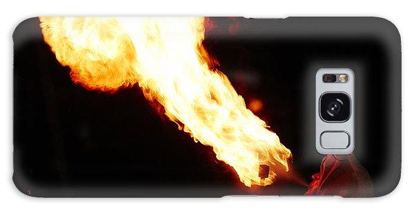 Fire Axe Galaxy Case