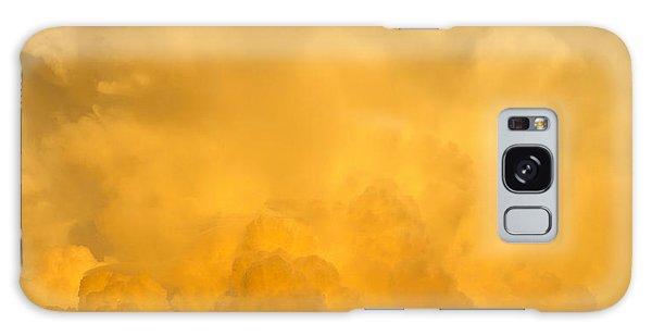 Fire In The Sky Fsp Galaxy Case