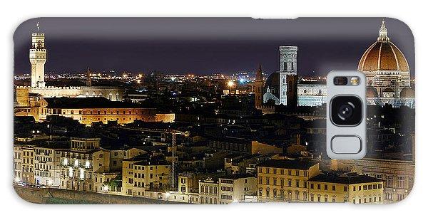 Firenze Skyline Galaxy Case