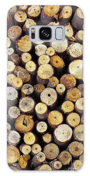 Autumn Galaxy Case - Firewood by Carlos Caetano