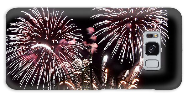 Fireworks Galaxy Case by Michael Dorn