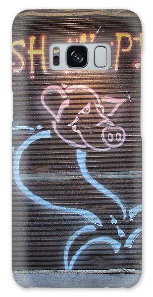 Fish N' Pig Galaxy Case