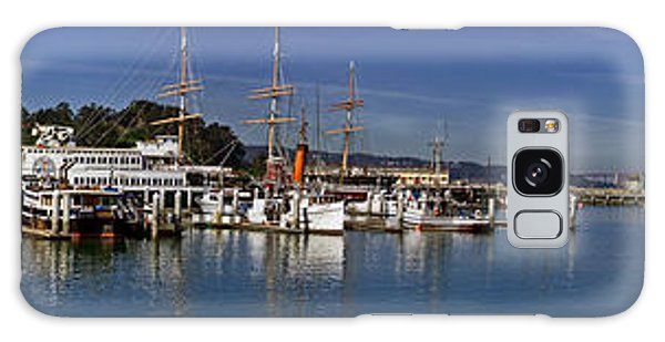 Fisherman's Wharf Galaxy Case