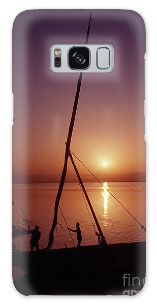 Fishermen Galaxy Case by Vilas Malankar