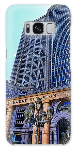 Five Hundred Boylston - Boston Architecture Galaxy Case