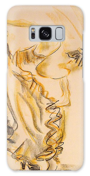 Flamenco Dancer 2 Galaxy Case