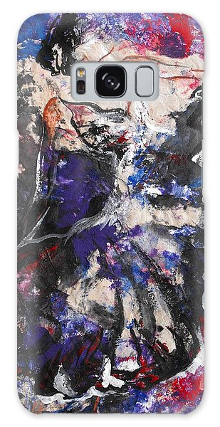 Flamenco Dancer 7 Galaxy Case