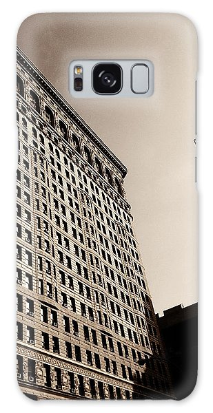 Flatiron Building - New York City Galaxy Case by Vivienne Gucwa