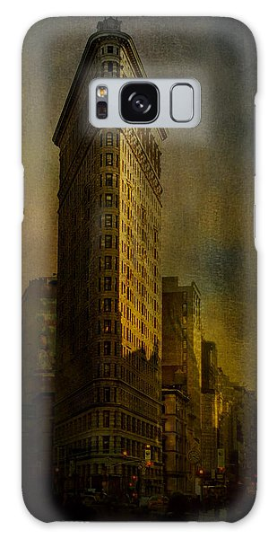 Flatiron Building...my View..revised Galaxy Case