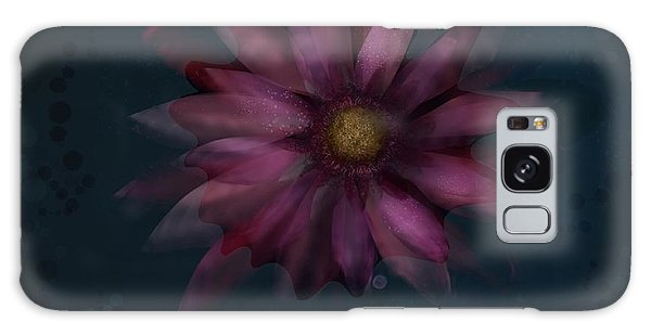 Floating Flower Galaxy Case