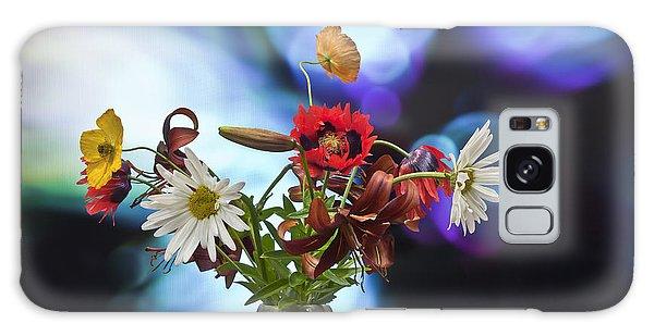 Floral Explosion Galaxy Case