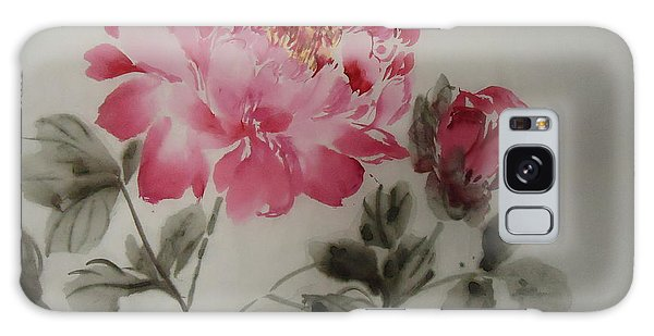 Floral8152012-3 Galaxy Case by Dongling Sun