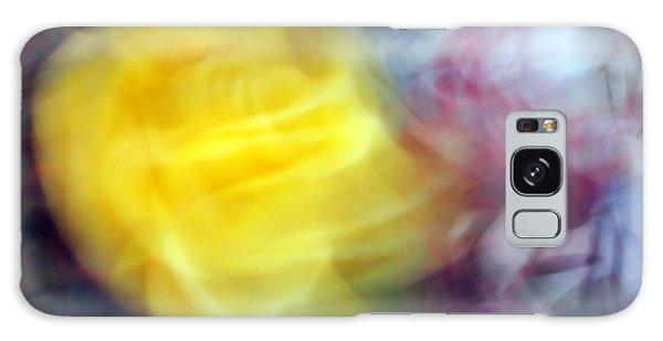 Florals In Motion 3 Galaxy Case by Cedric Hampton