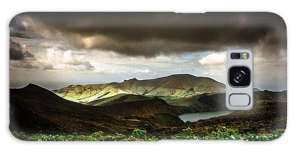 Flores Island - Azores Galaxy Case
