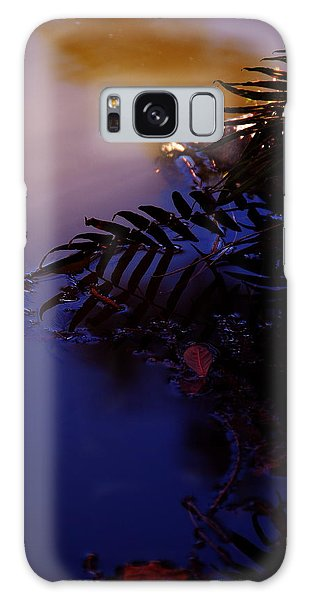 Lake Sunset Galaxy Case