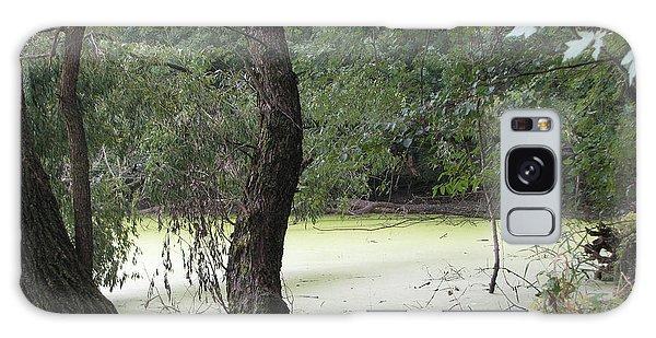 Flossmoor Forest 1 Galaxy Case by Cedric Hampton