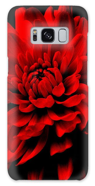 Flower 1  Galaxy Case