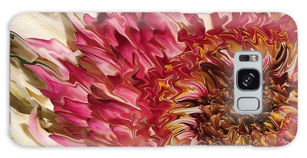 Flower Art Galaxy Case