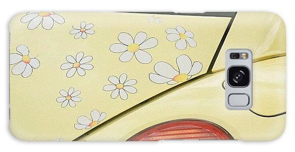Volkswagen Galaxy Case - Flower Power #car #coccinelle #beetle by Val Lao