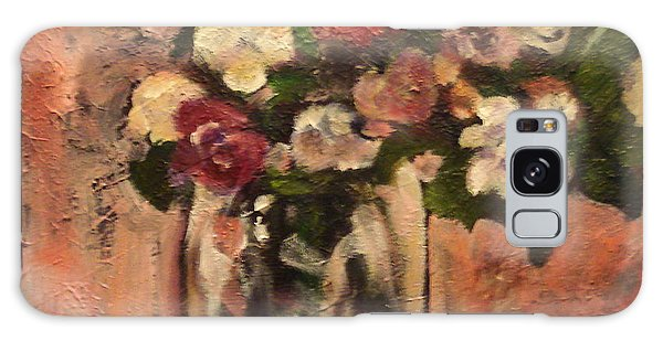 Flowers For Mom Galaxy Case