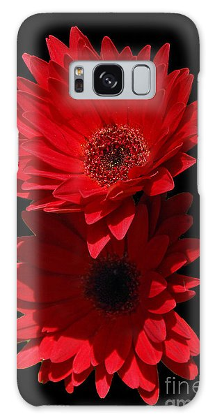 Flowers From My Son Galaxy Case by Cindy Manero
