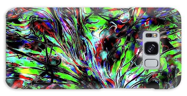 Galaxy Case - Fluid Moments by Karen Elzinga