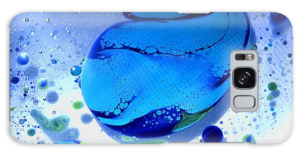 Fluidism Aspect 166 Photography Galaxy Case
