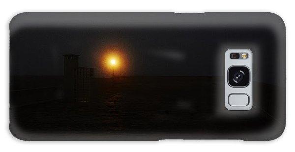 Fog In San Salvador Galaxy Case