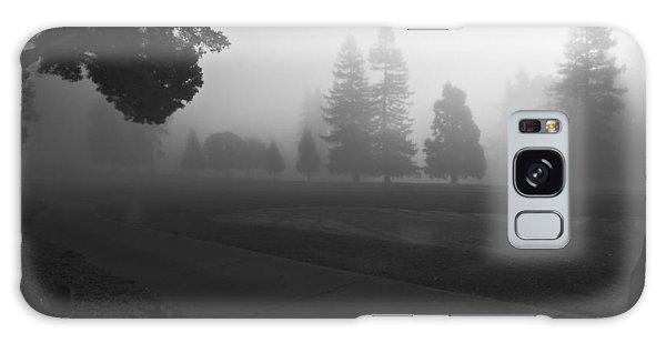 Foggy Fairway Galaxy Case