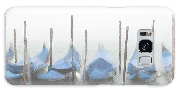 Foggy Morning Grand Canal Galaxy Case
