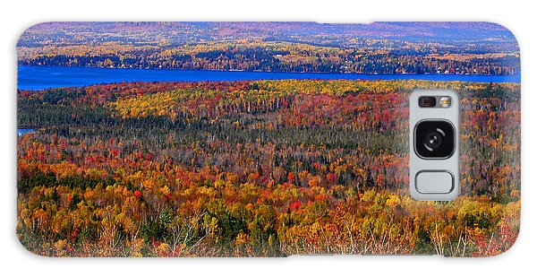 Foliage From Height Of Land Galaxy Case