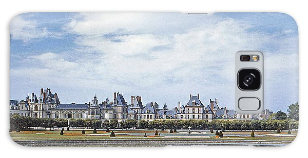 Fontainebleau Palace  Galaxy Case