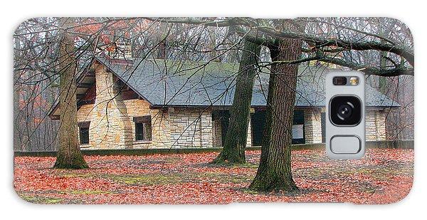 Forest Field House 1 Galaxy Case by Cedric Hampton