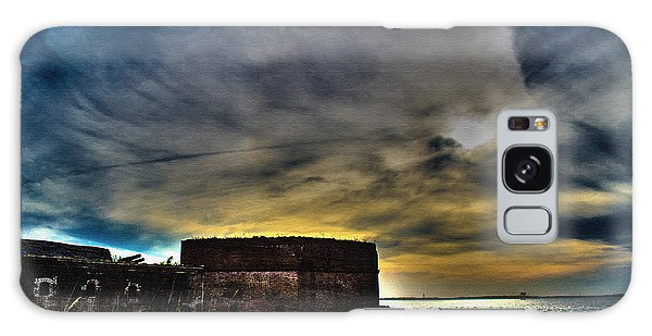 Fort Clinch Galaxy Case by Shannon Harrington