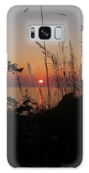 Fort Ebey Sunset Galaxy Case