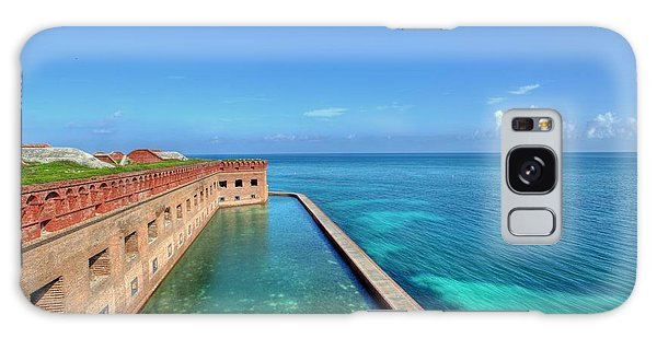 Fort Jefferson Galaxy Case