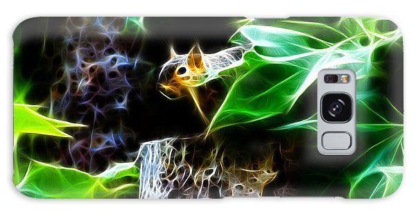 Fractal - Peek A Boo II - Robbie The Squirrel - 8242 Galaxy Case