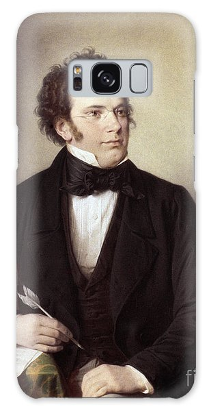 Schubert Galaxy Case - Franz Schubert (1797-1828) by Granger