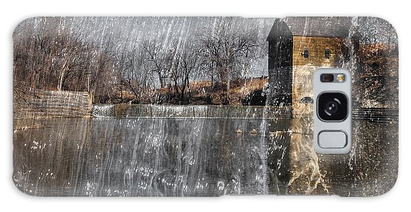 Fredonia Mill Galaxy Case by Brian Duram