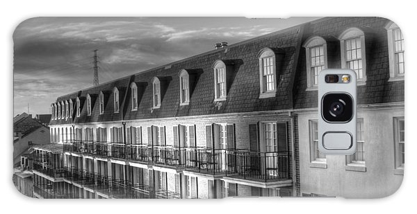 French Quarter Balconies Galaxy Case