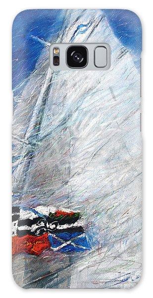 Breeze Galaxy Case - Fresh Breeze by Yuriy Shevchuk