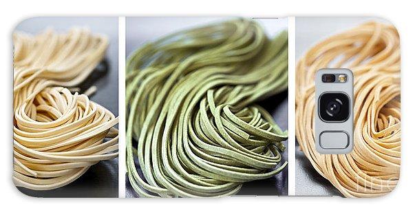 Fresh Tagliolini Pasta Galaxy Case