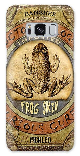 Frog Skin Galaxy Case